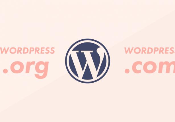 WordPress: qual a real diferença entre eles e qual seria o melhor para você