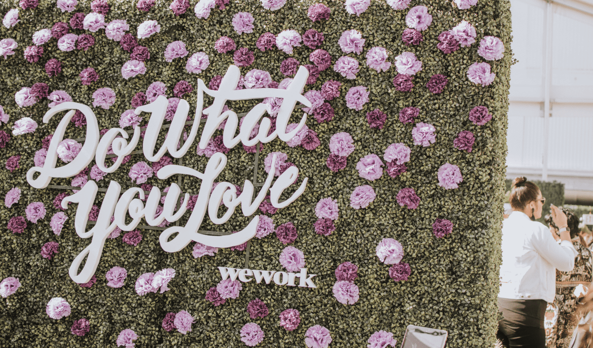 O que te impede de fazer o que realmente ama?