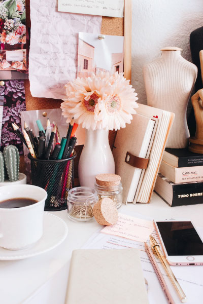 Acabe com a procrastinação: 5 passos para um dia produtivo