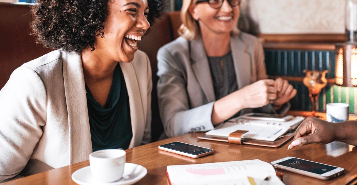 A importância de compartilhar experiências e ideias