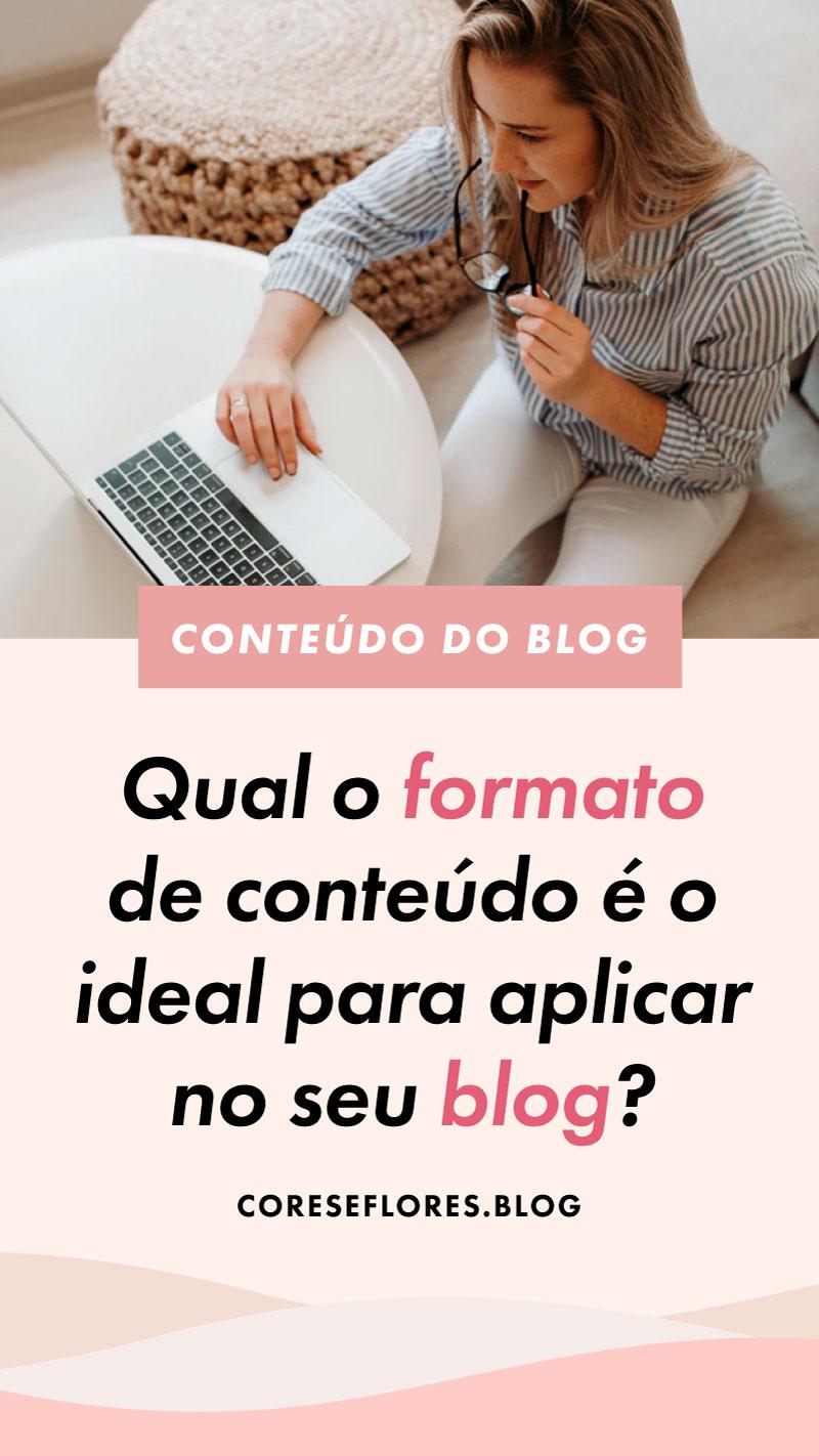 Produção de Conteúdo: Qual formato de conteúdo ideal para seu blog?