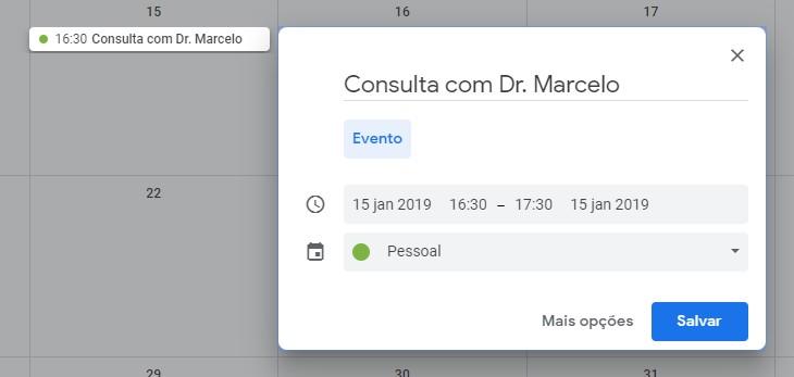 Como criar uma rotina produtiva com Google Calendar