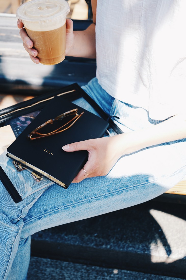 Blogueiras de sucesso sempre anotam suas ideias