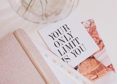 Como <i>manter a motivação</i> para concluir suas metas e sonhos