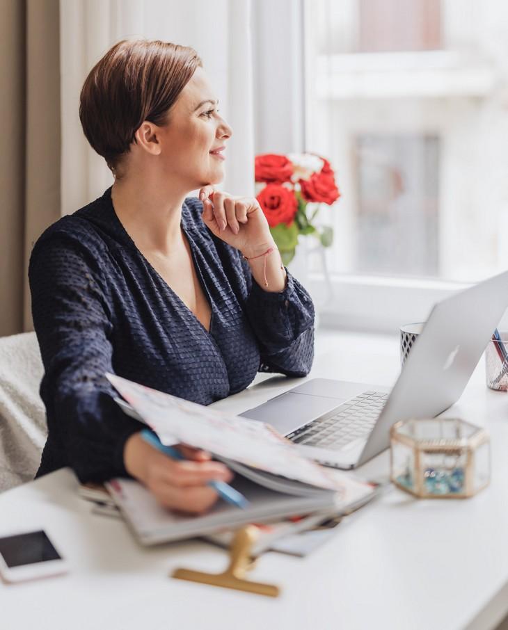 Como aumentar a produtividade ao trabalhar em casa
