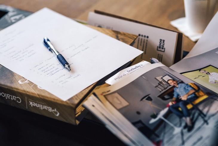 Como tirar suas ideias do papel