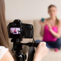 Como perder a vergonha de gravar vídeos para o Youtube