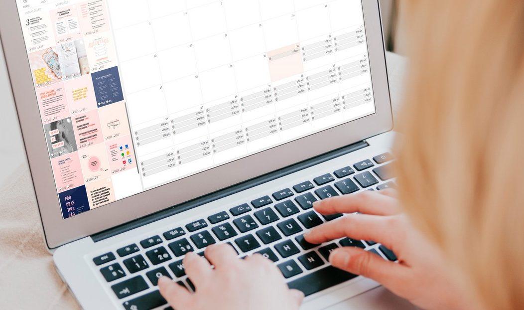 Como usar o Planoly para planejar o feed do Instagram pelo computador